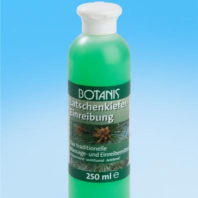 Borovicový masážní přípravek 250 ml