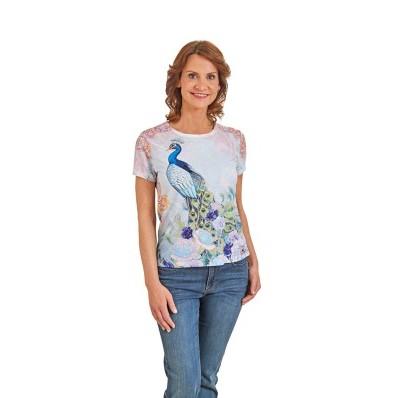 Tričko Páv