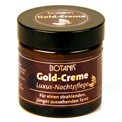 Złoty krem na noc Botanis 50 ml