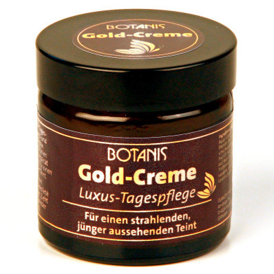 "Botanis ""Gold-creme"", denní krém 50 ml"