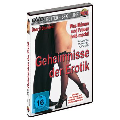 "DVD ""Tajomstvo erotiky"""