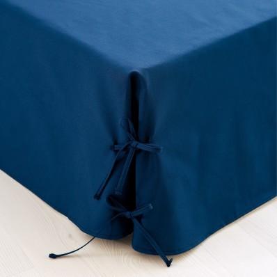 Vreckár na posteľ s viazankou
