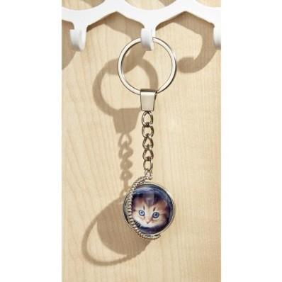 """Přívěsek na klíče """"Kočičky"""""""