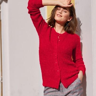 Buklé svetr