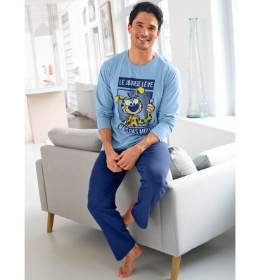 Pyžamo s kalhotami Marsupilami