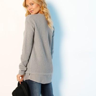 2 az 1-ben pulóver