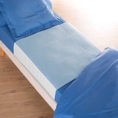 Ochranná podložka na matrac s chlopňami,