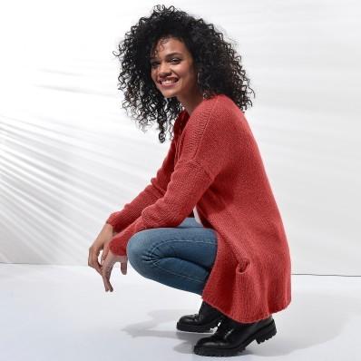 Jemný svetr