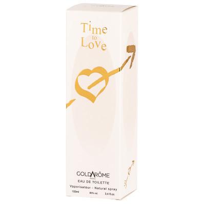 TIME TO LOVE női EDT