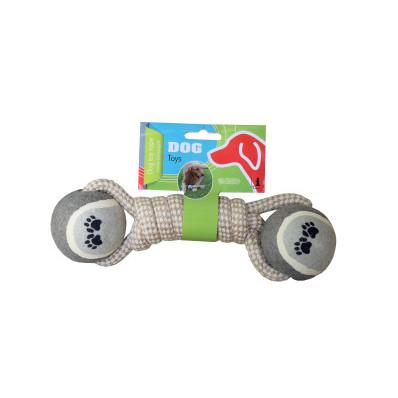 Zabawka dla psów do przeciągania.