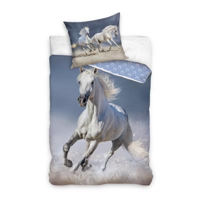 Pościel bawełniana Biały Koń