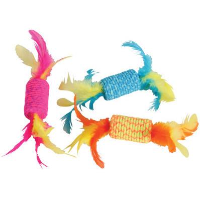 Zabawka Elastic Candy dla kotów