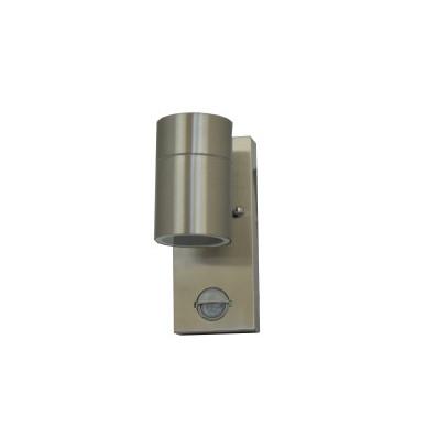 Zewnętrzna lampa naścienna z czujnikiem