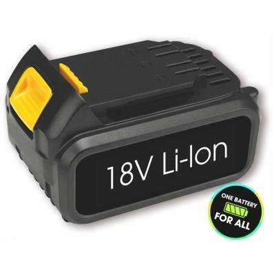 18 V akkumulátor
