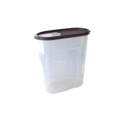 Száraz élelmiszertároló doboz adagolóval 5,8 l