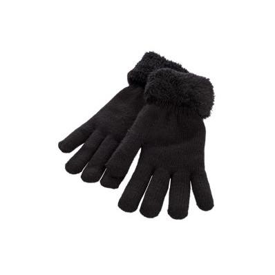 Rękawice zimowe z barankiem