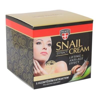 Krem do twarzy z ekstraktem ze ślimaka