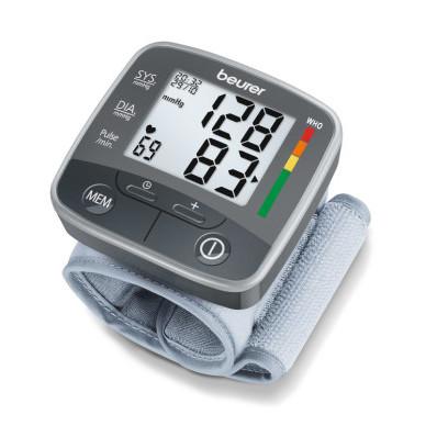 Ciśnieniomerz/pulsometr na nadgarstek