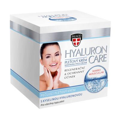 Krem do twarzy z kwasem hialuronowym
