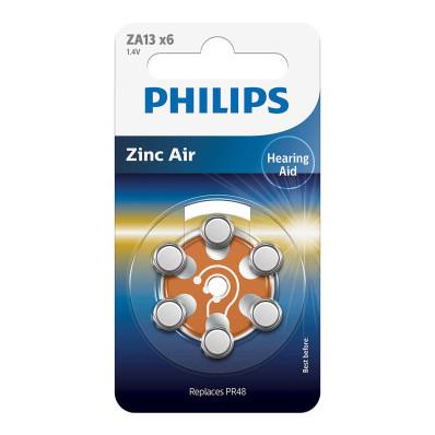 Elem Phil-ZA113B6A hallókészülékekbe