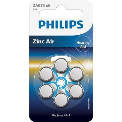 Elem Phil-ZA675B6A hallókészülékekbe