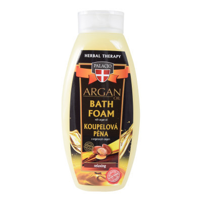 Argán olajos fürdőhab 500ml