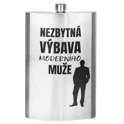 Flaska üveg MAXI