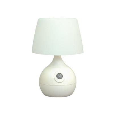 Lampa stołowa LED z czujnikiem ruchu