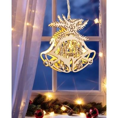 Decoratiuni cu LED Clopote