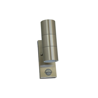 Zewnętrzna lampa z czujnikiem