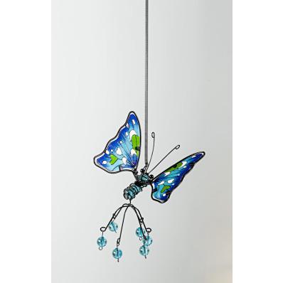 """Závěsná dekorace """"Tančící motýl"""""""