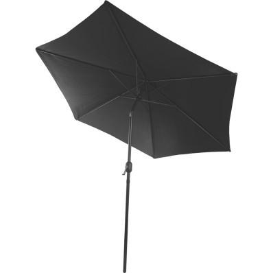 Parasol czarny 3m