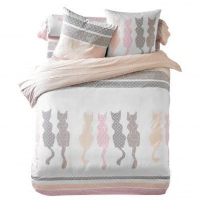Posteľná bielizeň Féline, bavlna
