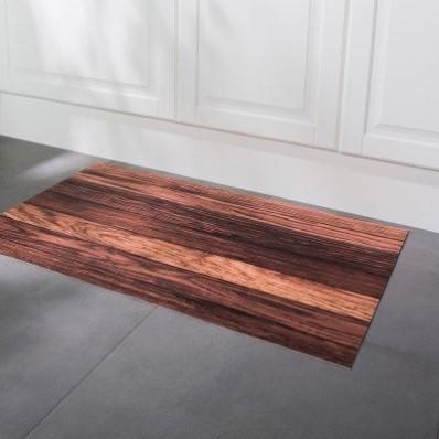 Vinylový kobereček s efektem dřevěných parket