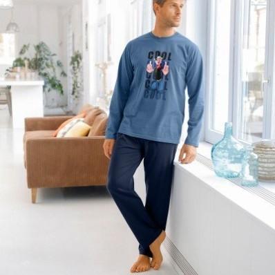 Pyžamo s nohavicami Pepek námorník