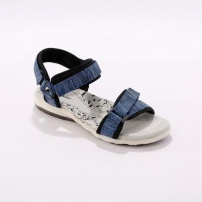 Športové sandále, modré