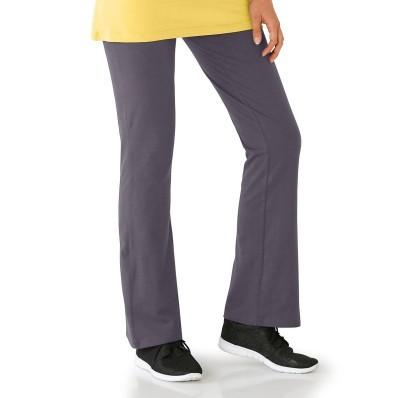 Legíny s rozšířenými konci nohavic
