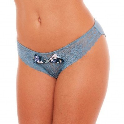 Čipkované slipové nohavičky Ohlala