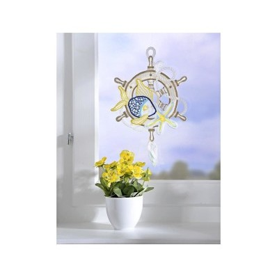 Okenní dekorace, ryba