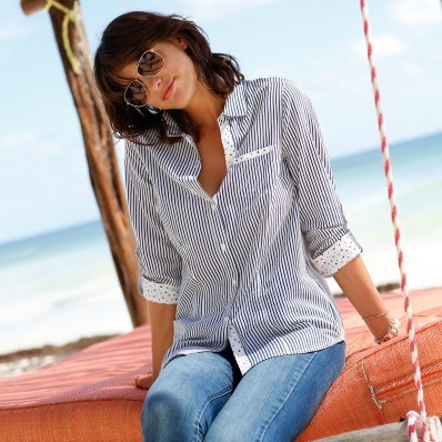 Bluzka koszulowa