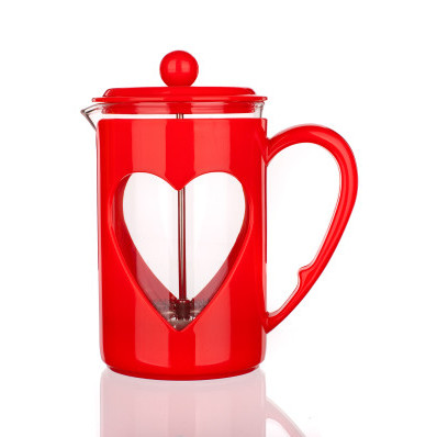 Ceainic/cafetiera french press