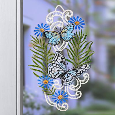 """Okenná dekorácia """"Motýľ"""""""