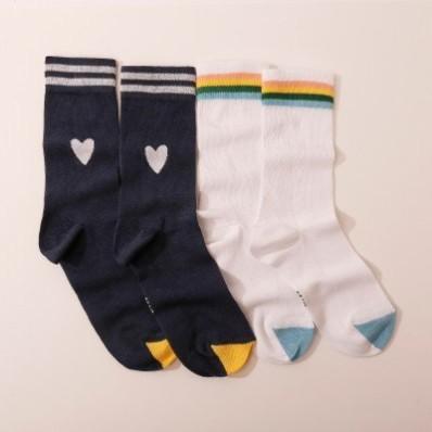Sada 2 párů pánských ponožek