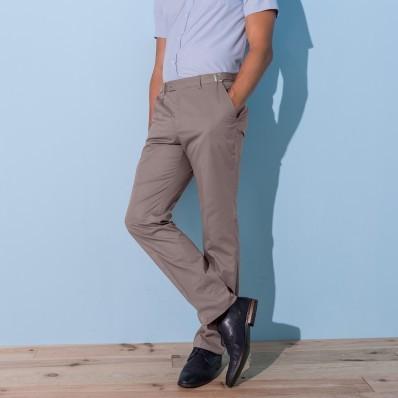 Nohavice, 35 % bavlna, nastaviteľný pás
