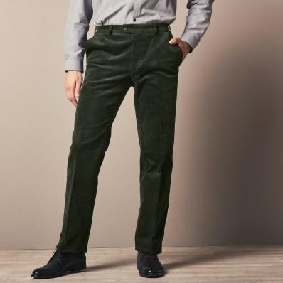Nohavice bez záševkov