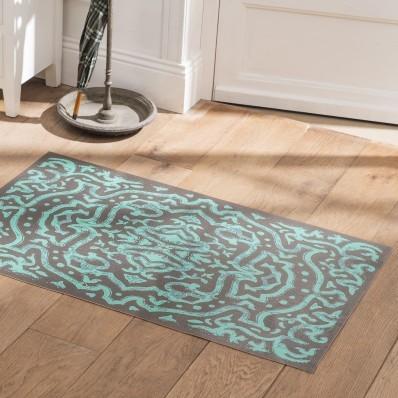 Vinylový koberec v bohémskom štýle