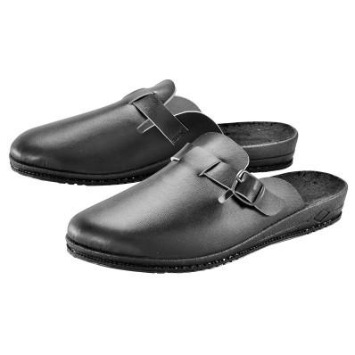 Pantofle s přezkou