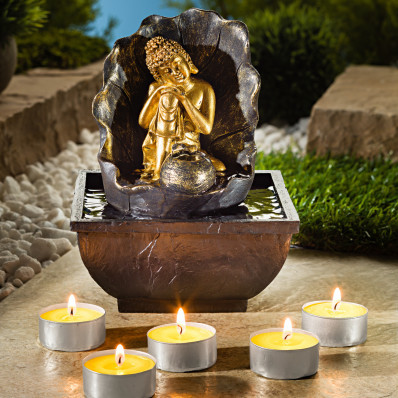 Fontánka Budha