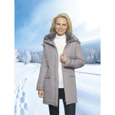 Prošívaný kabát 3v1