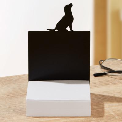 """Box na poznámky """"Pes"""" so samolepiacimi papierikmi"""